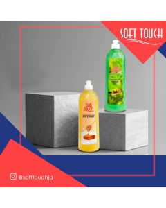 REFILL Soft Touch Liquid Hand Soap (CASE OF 12)
