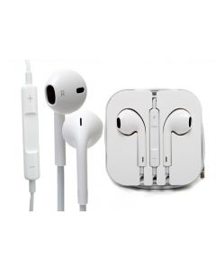 iPhone Earphones-White