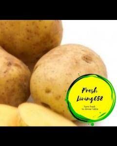Potato- Irish, (Half (1/2 pound)