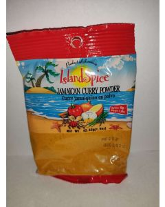 Island Spice Jamaican Curry Powder (Pack of 3) 42.5g