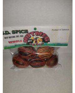 J.D. Spice Nutmeg (Pack of 3) 35g