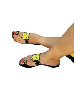 Shoan's Collections Jamaican Pride Women Sandals