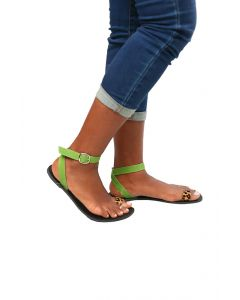 Shoan's Collections Women Sandals, Kelly-Wild Life Edition