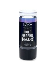 NYX Holographic Halo Shimmer Stick - Artic