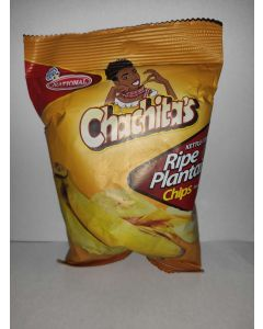 National Chachitas Ripe Plantain (pack of 3) 45g