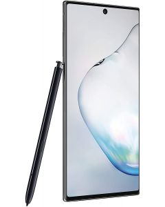 Samsung Galaxy Note 10 Factory Unlocked Cell Phone with 256GB, Aura Black/ Note10