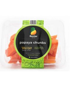Benlar Foods, Papaya Chunks