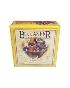 Buccaneer Rum Cake - Original, 16 oz box