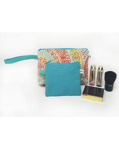 Oriental Makeup Bag Set, Small