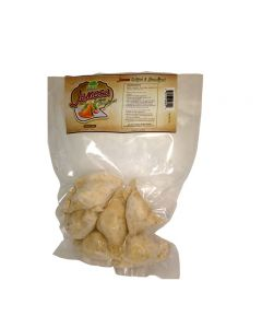 Jamosa Breadfruit & Saltfish, Pack of 7