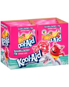 Sharkleberry Fin Kool Aid (pack of 48)