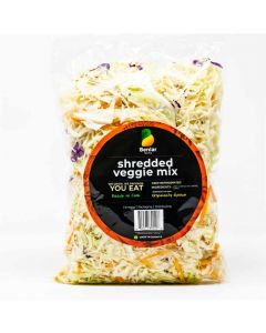 Benlar Foods, Shredded Veggie Mix