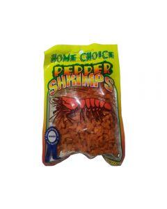 Home Choice Pepper Shrimps 50g