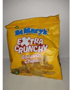 St. Mary's Extra Crunchy Banana Chips (pack of 3) 30g