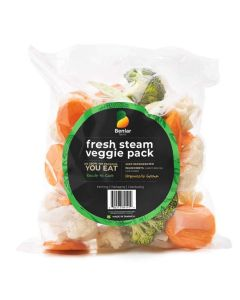 Benlar Foods, Fresh Steam Veggie Pack