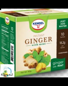 KENDEL INSTANT GINGER TEA with Honey