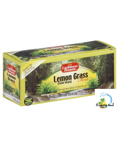 CARIBBEAN DREAMS LEMONGRASS TEA