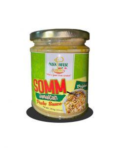 SOMM Jamaican Pasta Sauce, Original 10oz
