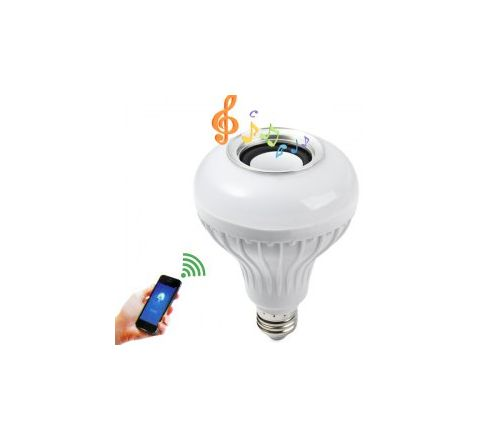 Bluetooth Bulb Speakers