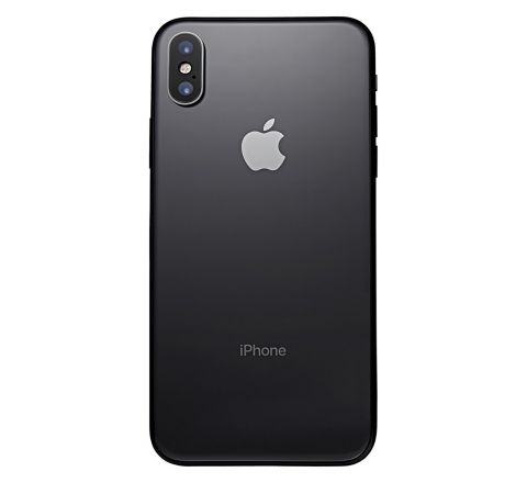 "Apple iPhone X, GSM Unlocked 5.8"", 64 GB - Space Gray"