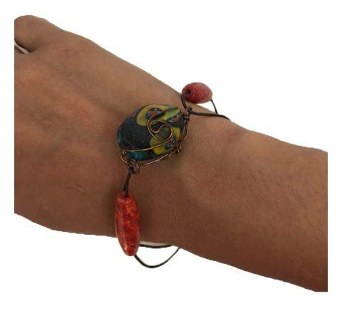 Exotichild Leather Bracelet BL2