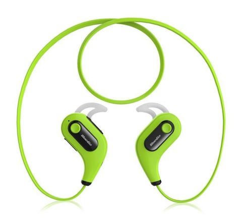 Bluedio S6 Sports Wireless Bluetooth Headphones with Microphone