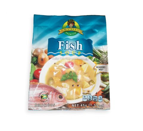 Carita Premium Fish Soup Mix (Pack of 144 sachets)