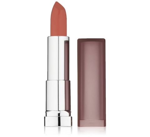 656 Clay Crush, Maybelline New York Color Sensational Creamy Matte Lip Color, 0.15 Ounce