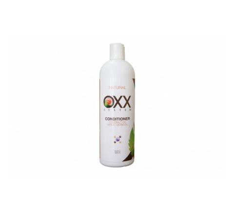 Natural Oxx System Conditioner Coconut Oil Wheat Germ Oil
