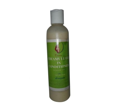 Earth Essence Ja. Creamy Leave-In Conditioner- 8oz