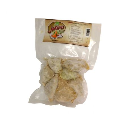 Jamosa Curried Pumpkin Shrimp, Pack of 7