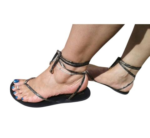Shoan's Collections Women Daniela Sandals