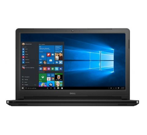 "Dell Inspiron 15-I5566-3000BLK-PUS Laptop, Intel Core I3-7100U, 2.40GHz, 6GB Memory, 1TB Hard Drive, WIFI/Webcam, DVD-RW Burner, Bluetooth, HDMI & 3.0 USB Port, Media Card Reader, 15.6"" HD Touch Screen McAfee Anti, Windows 10"