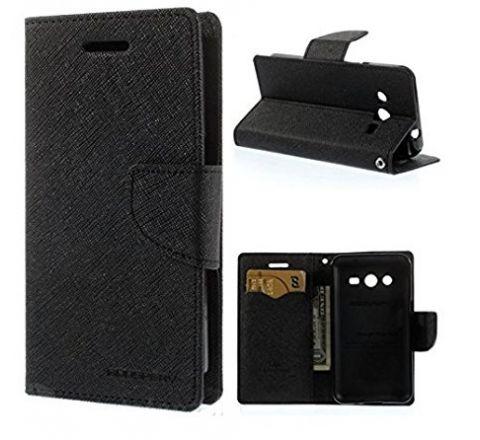J5 Flip Case (Black)