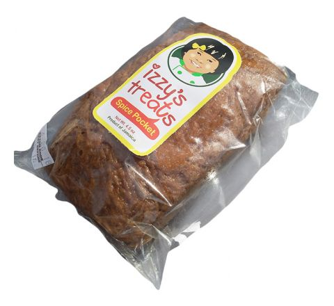 Flavour Fresh Izzy's Treats Spice Pocket, 4.5 OZ