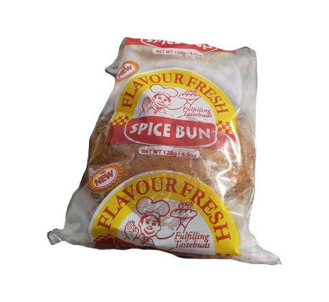 Flavour Fresh Spiced Penny Bun (Round Bun), 4.5 OZ