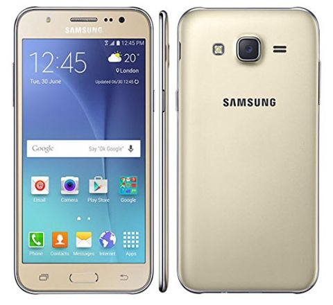 "Samsung Galaxy J7 SM- J700H/DS GSM Factory Unlocked Smartphone-Android 5.1- 5.5"" AMOLED Display- International Version"