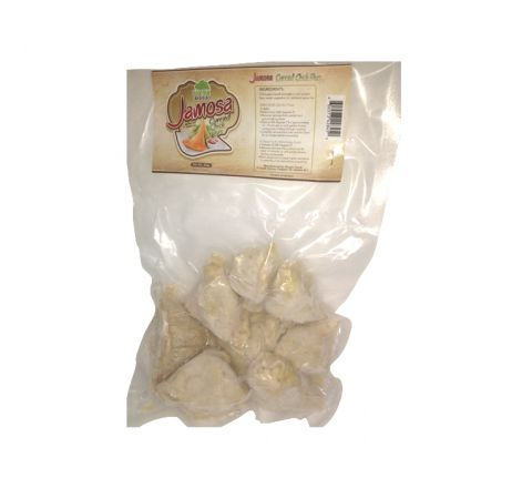 Jamosa Curried Chick Peas, Pack of 7