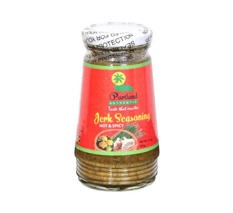 Portland Authentic Jerk Seasoning Mild OR Spicy