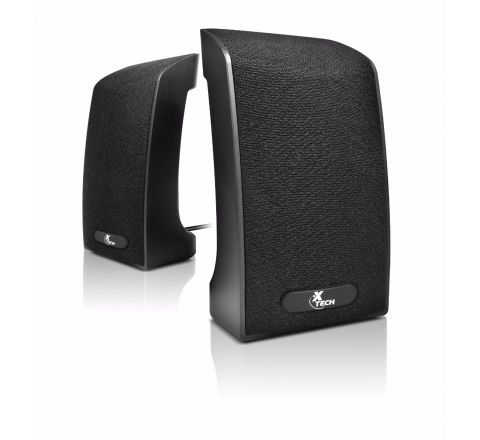 X-Tech Wired USB 2.0 Stereo Speakers XTS-120