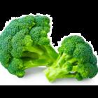 Broccoli, per half pound