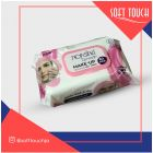 Makeup remover wipes (CASE OF 24)