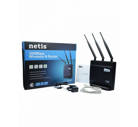 300Mbps Wireless N  WiFi Router