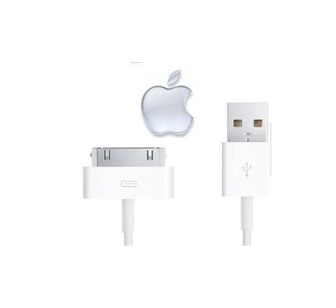 Genuine iPhone 4/4S, 3G/3GS, iPad 1/2/3, iPod USB Cable