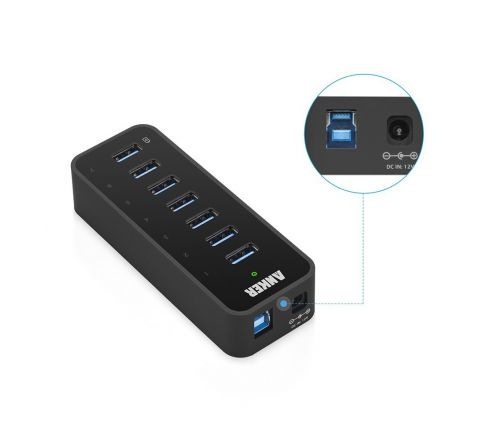 Anker 7-Port 3.0 USB Charging Port
