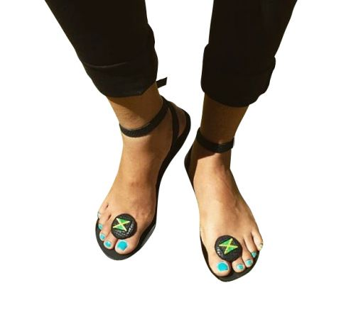 Shoan's Collections Women Aria 876 Sandals