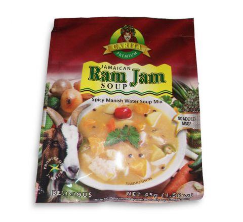 Carita Premium Ram Jam Soup (Pack of 144 sachets)