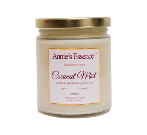 Annie's Essence Scented Soy Candles, 8.5 Oz