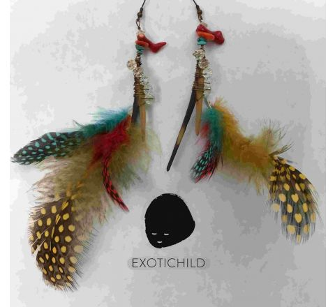 In-Shell-ter Earring Collection by EXOTICHILD-ES4