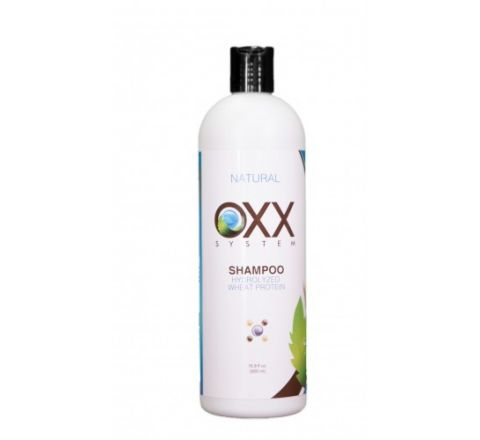 Natural Oxx System Shampoo Hydrolyzed Wheat Protein